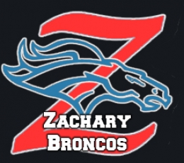 Listen Live Friday September 28 Stream 3: Zachary vs University High 7:00 PM