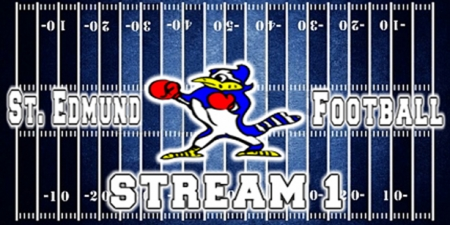 Listen Live Friday November 1 Stream 1: St Edmund vs Westminster Christian Football 7:00 PM (St Edmund Broadcast)